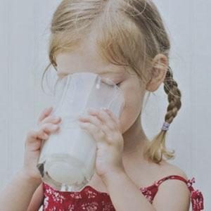 Аллергическая реакция на молоко