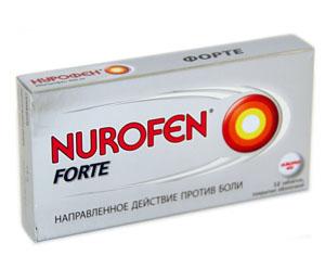 В каких случаях назначают «Нурофен»