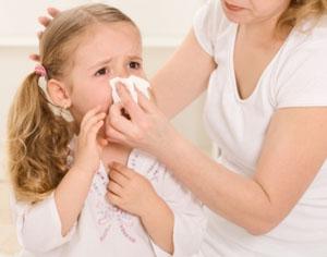 Последствия детского аллергического ринита