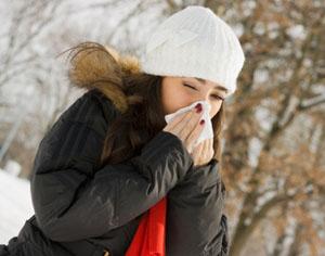 Аллергия на влажность симптомы